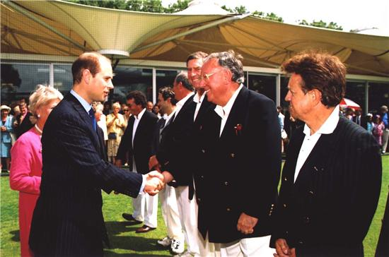 Bob-at-Lords-being-presented-to-Prince-Edward-bef-13.JPG