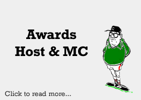 Awards Host & MC